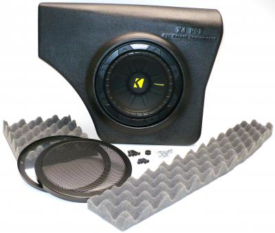 XJ-Pod w/ Kicker SEL-72625K