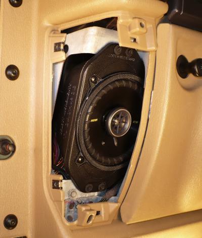 Dash-Pods w/ Kicker '97-'02 SEL-DPW9702K5