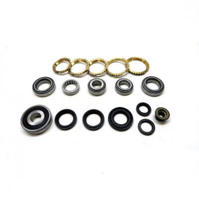 MV3 Transmission Bearing/Seal Kit w/Synchro Rings 98-01