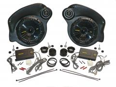 JKU-Pods w/ Kicker Component Speakers SEL-30647K